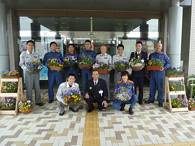 「花いっぱいプロジェクト」を通して/紙谷 充昭(第13期卒業)