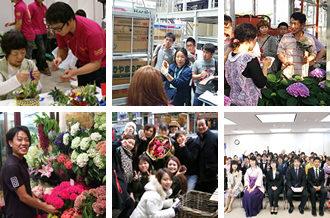 JFTD学園のイベント・年間行事