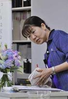 フラワーデザイン常勤主任講師 高橋 洋子