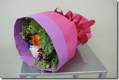 行事の花ヴァレンタイン花束②