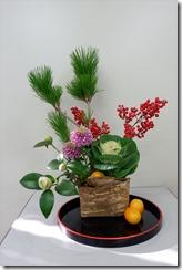 行事の花 正月_R